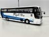 両備観光バス 三菱ふそうエアロクイーン 1/32観光バス改造画像4