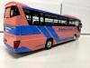岸和田観光バス いすゞガーラ 1/32フジミ 観光バス改造画像4