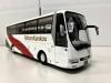 日本観光バス 三菱ふそう エアロクイーン フジミ1/32改造画像5
