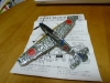 三式戦闘機 Ki-61 飛燕 (Revell) グンゼ画像3