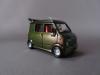亀仙人のワゴン車