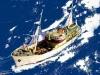 大型漁船モデル