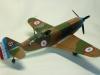 1/72  フランス空軍 Dewoitine D.520画像3