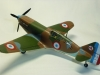 1/72  フランス空軍 Dewoitine D.520画像4