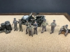 1/48 WWII アメリカ歩兵 前線休息セット