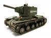 1/48 ソビエト KV-2重戦車 ギガント