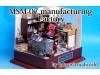 MSM07製造工場(実は私の模型部屋)