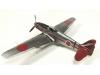 タミヤ1/72 川崎 三式戦闘機 飛燕I型丁画像2