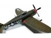 """タミヤ1/72 リパブリックP-47Dサンダーボルト""""レイザーバック""""画像4"""