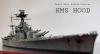 1/700 HMSフッド(タミヤ)