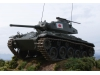 陸上自衛隊M24軽戦車画像1