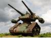 陸自試作特型自走砲(ガンタンク初期型改造)
