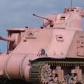 ウサギさんチームM3リー中戦車