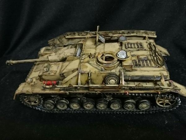タミヤ 1/35 ミリタリーミニチュアシリーズ No.87 ドイツ陸軍 Ⅳ号突撃砲