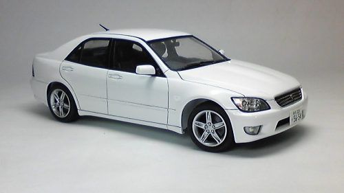 GXE10アルテッツァAS200Zエディション(6MT)