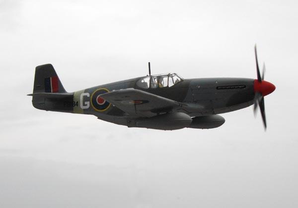 P-51ムスタングMk.3ハイバックタイプ