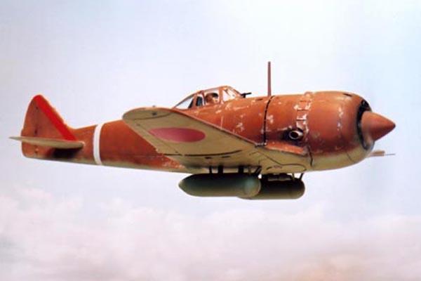 二式単座戦闘機「鍾馗」増加試作機