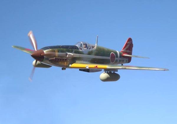 三式戦闘機「飛燕1型丁」