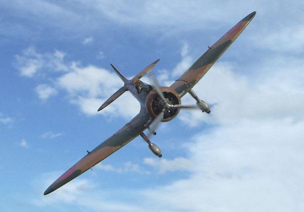 九六式艦上戦闘機2号1型後期