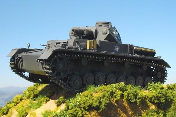 あんこうチームⅣ号戦車D型 RC仕様