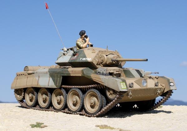 巡航戦車クルセーダーMk.1