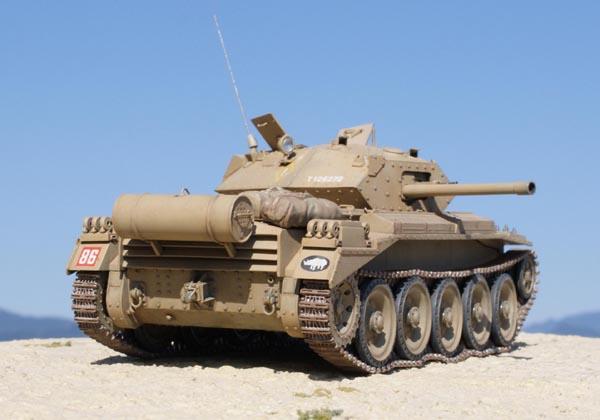 巡航戦車クルセーダーMk.Ⅲ