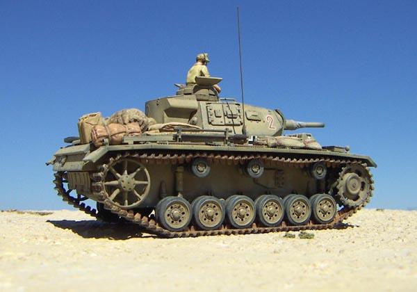 独Ⅲ号戦車J型