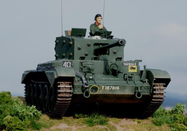 英陸軍巡航戦車クロムウェルMk.Ⅳ