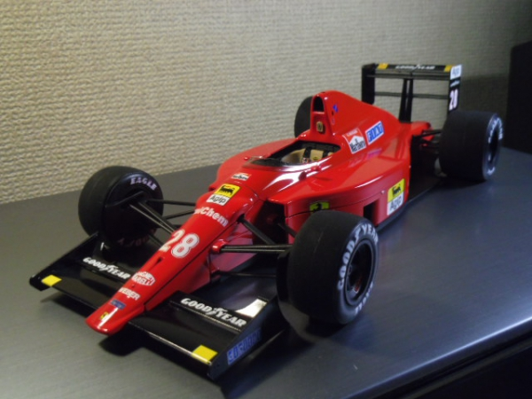FERRARI F189(Late Version)